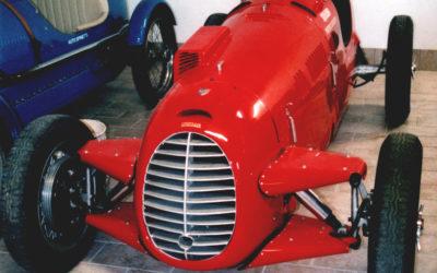 Autospinetti ad Auto e Moto d'Epoca, Fiera di Padova